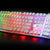 Multi Colored Light Up Keyboard
