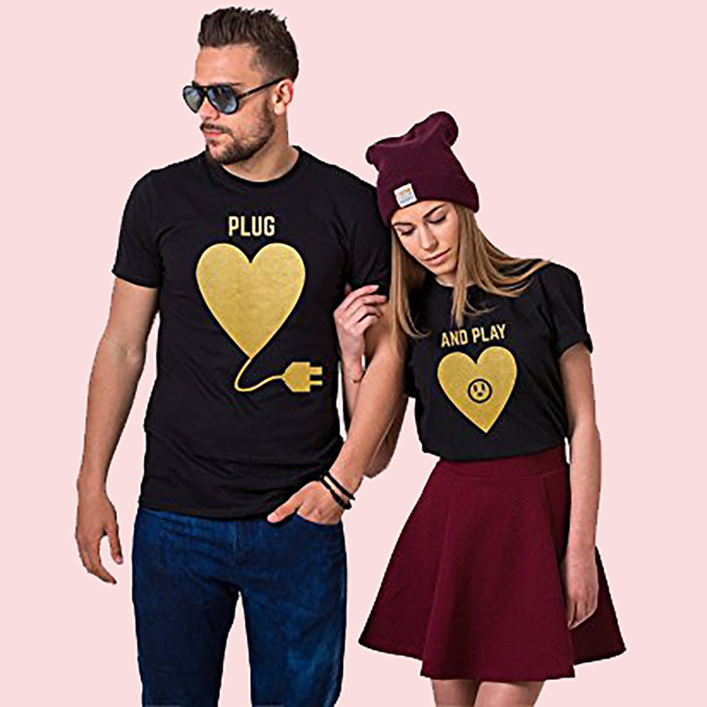 Plug & Play Couples Shirts