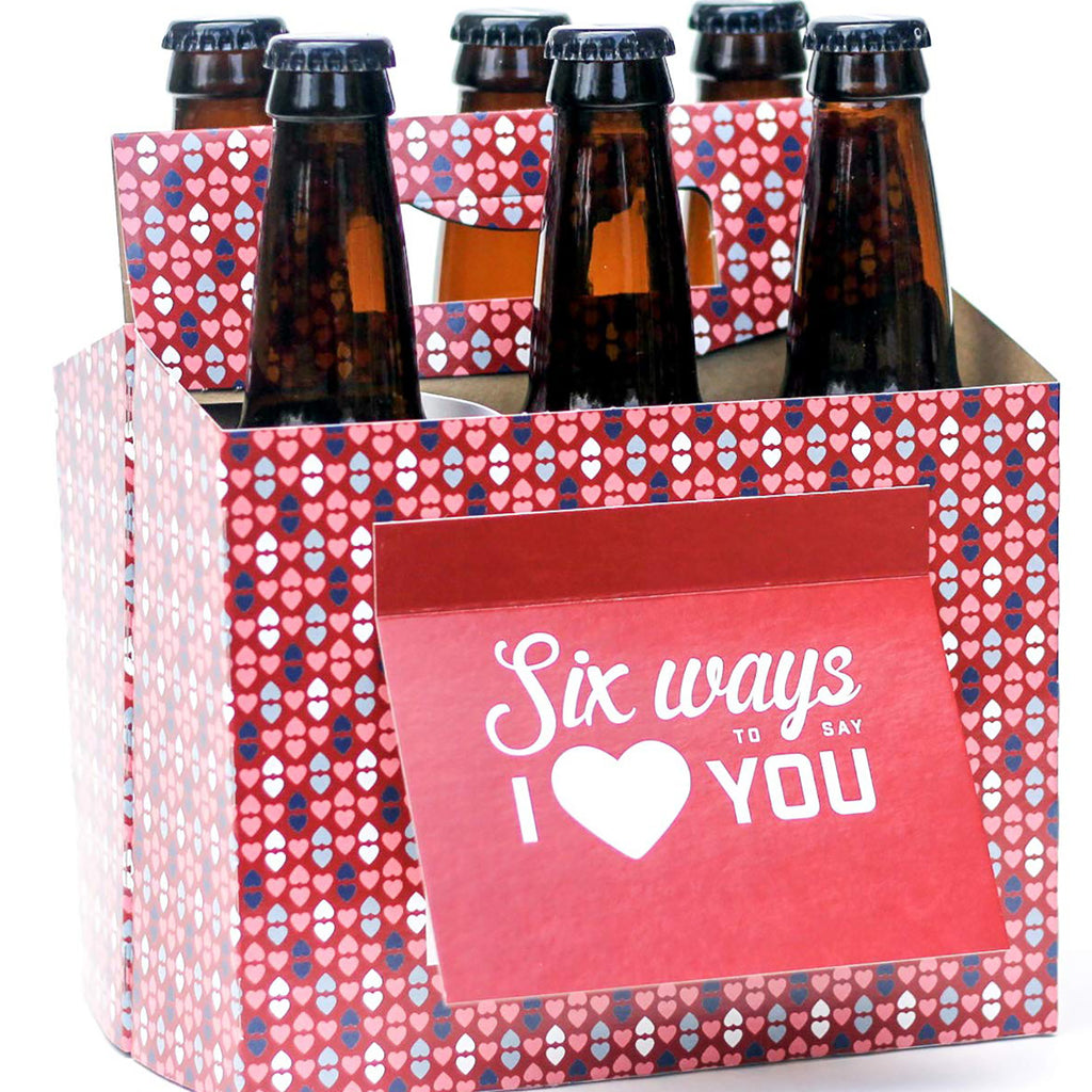 Six Ways I Love You Gift Box