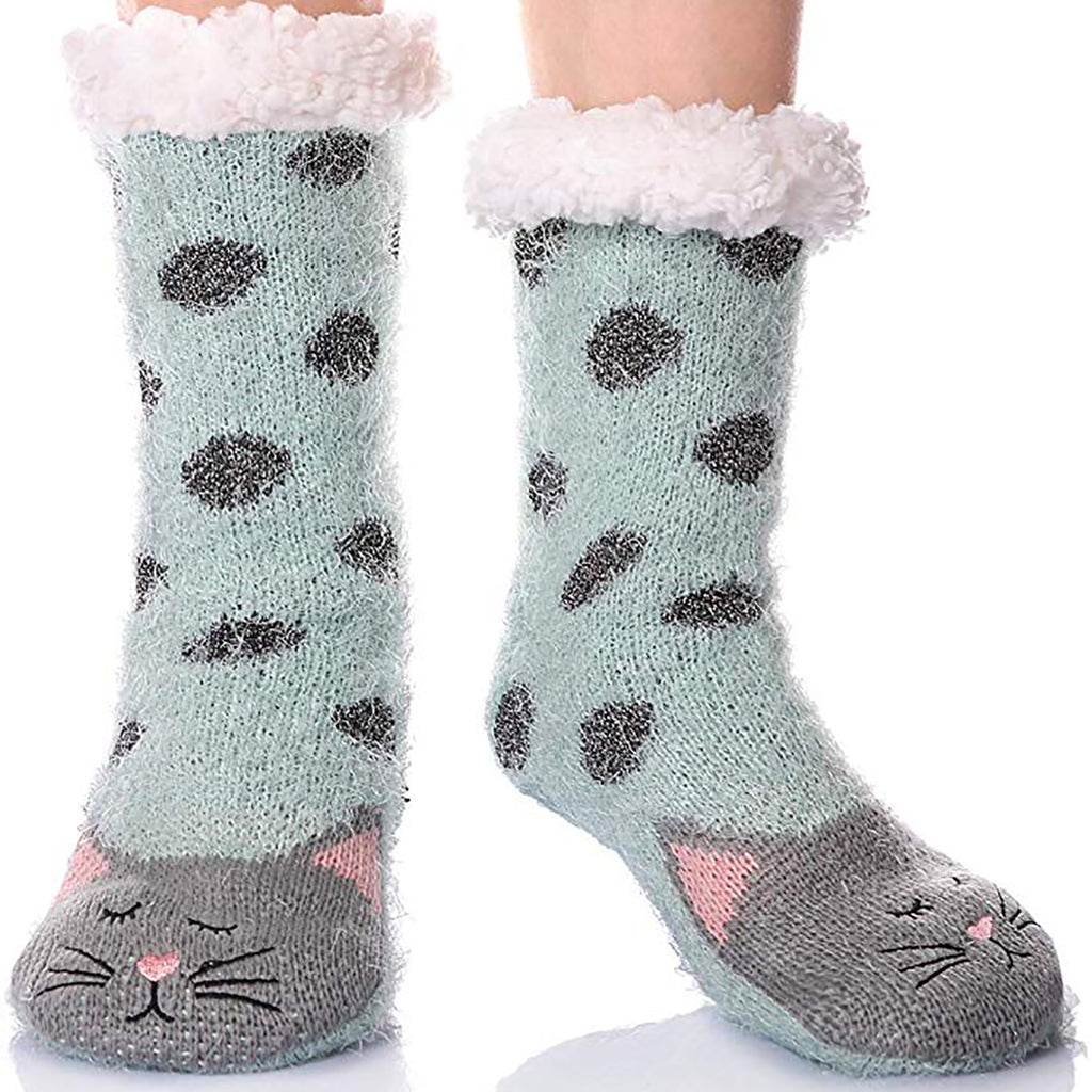 Cute Fluffy Socks