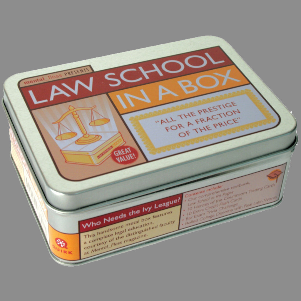 Law School In A Box