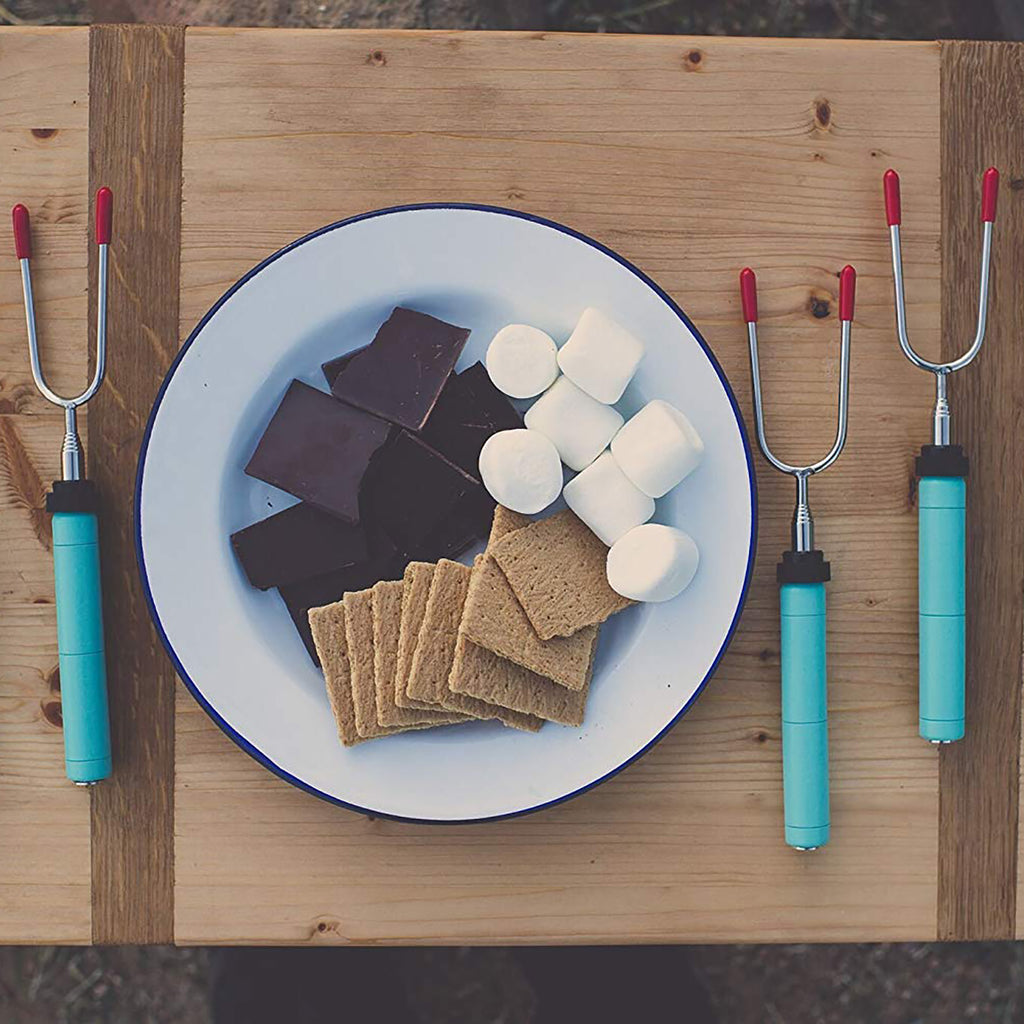 Extendable Marshmallow Roasting Sticks