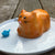 3D Cat Baking Molds