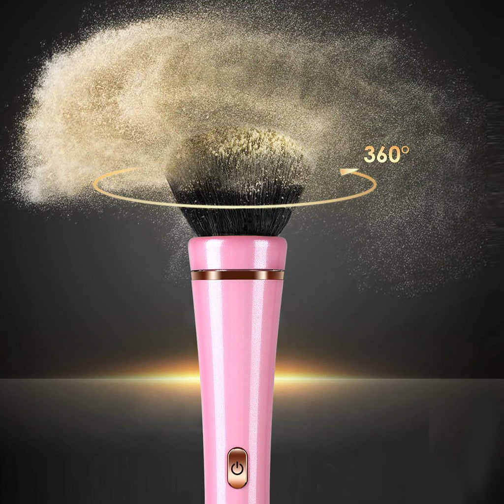 Electric Makeup Contour Brush