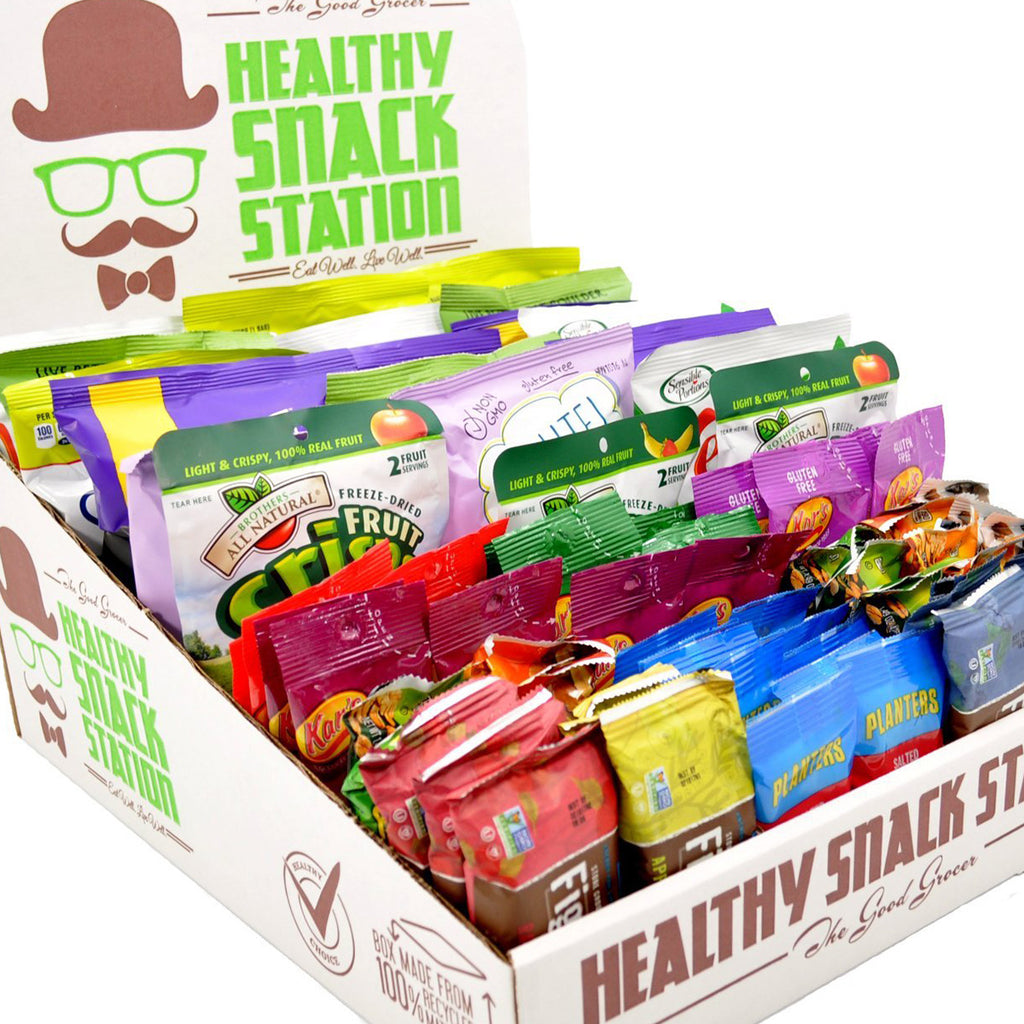 Healthy Snack Station Subscription