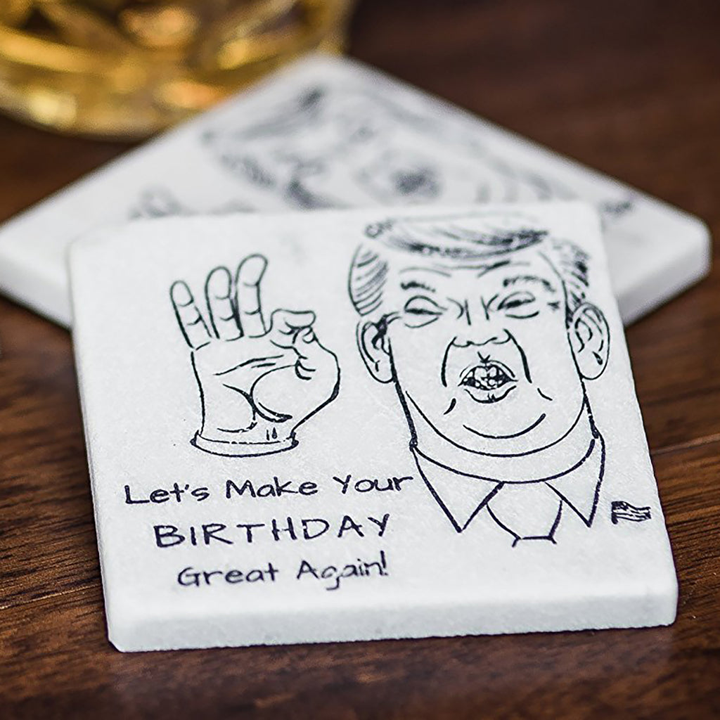 Donald Trump Coasters