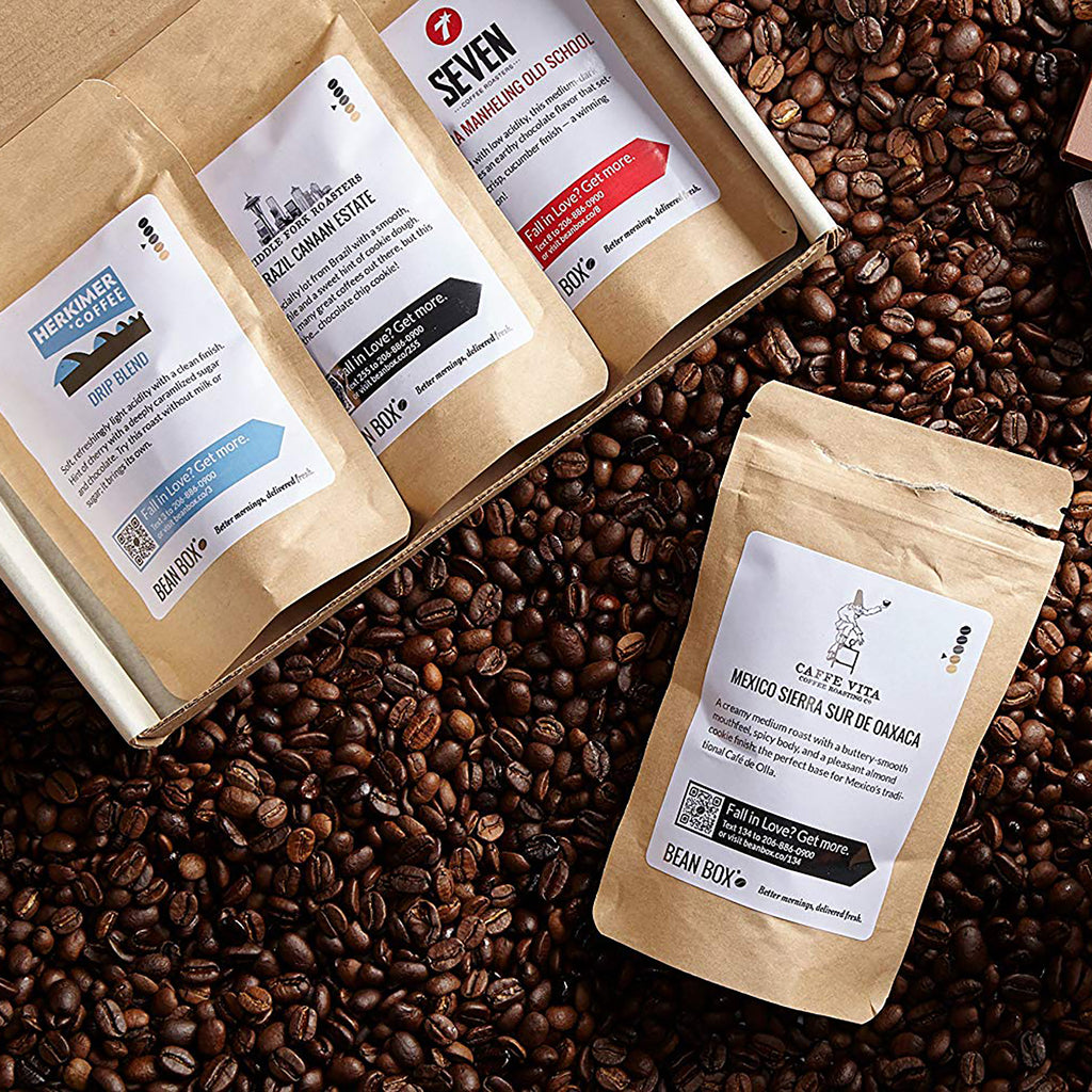 Gourmet Coffee Sampler