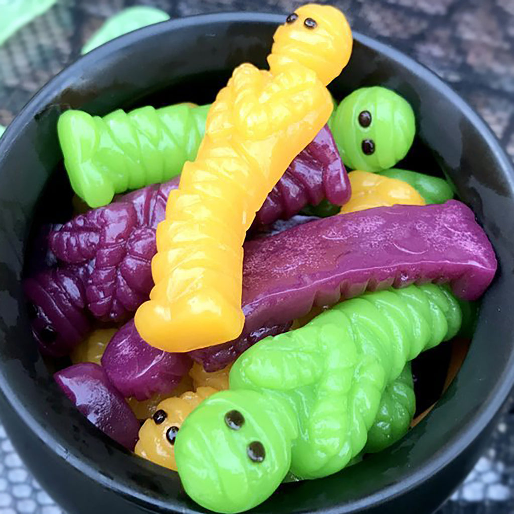 Gummy Mummies Candy