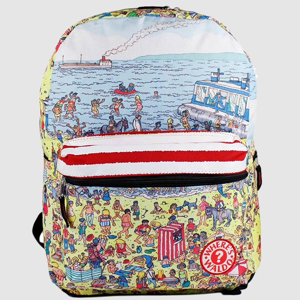 Where's Waldo? Backpack