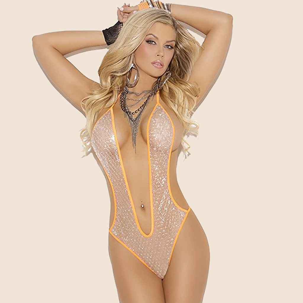 Bubble Wrap Lingerie