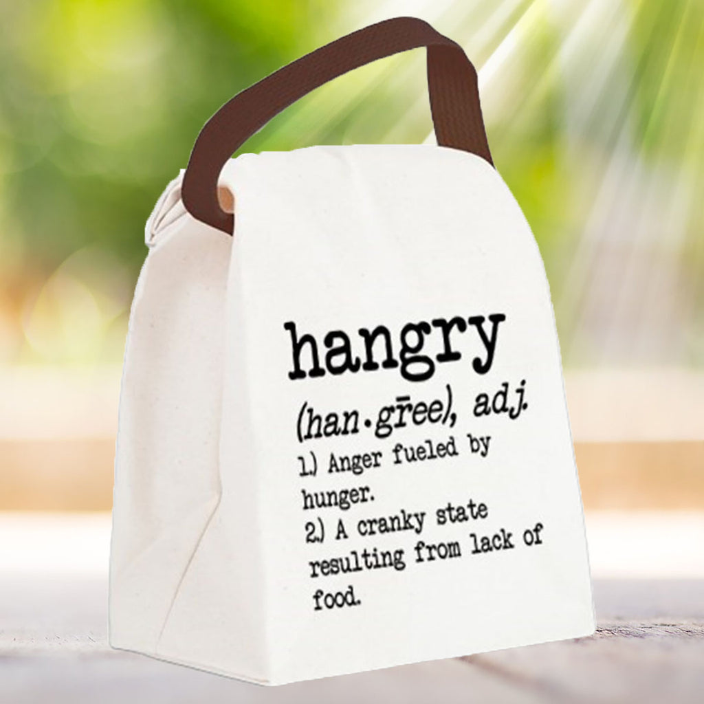 Hangry Lunch Box