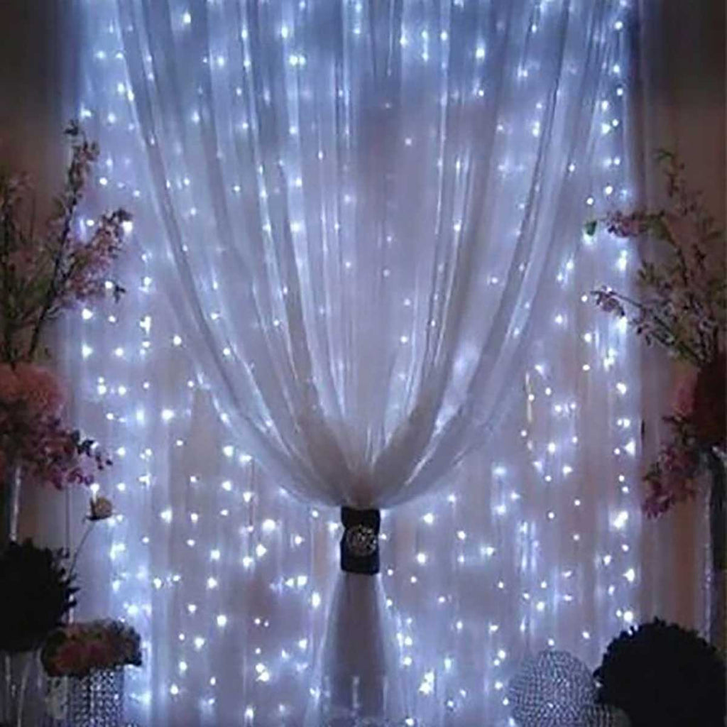 Remote Controlled Curtain Lights