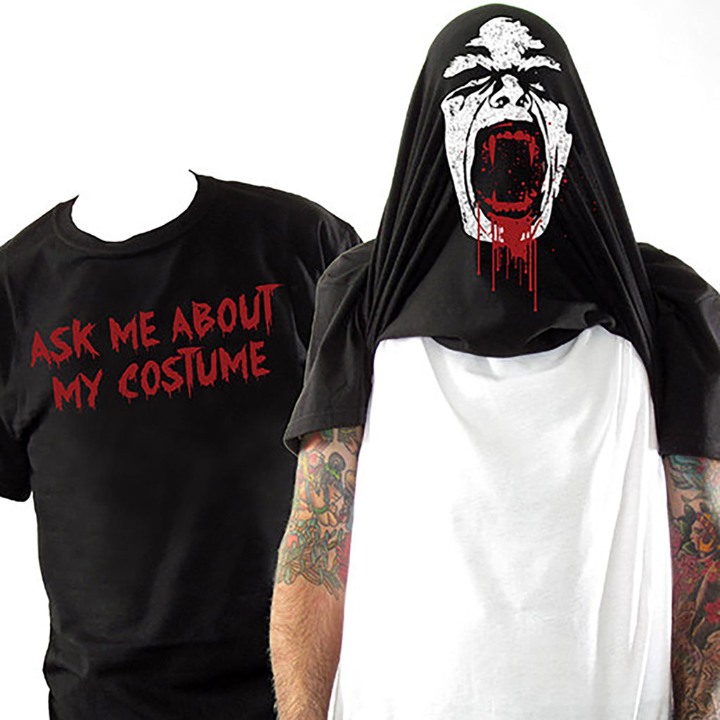 Flip T-Shirt Halloween Costume