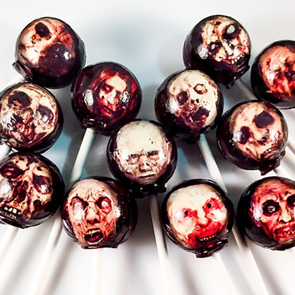 Zombie Lollipops
