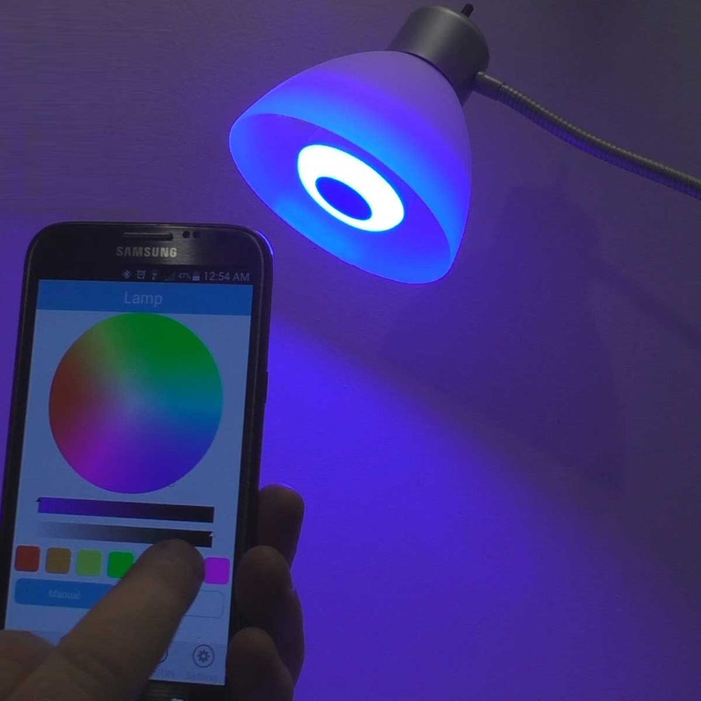 Bluetooth Lightbulb & Speaker