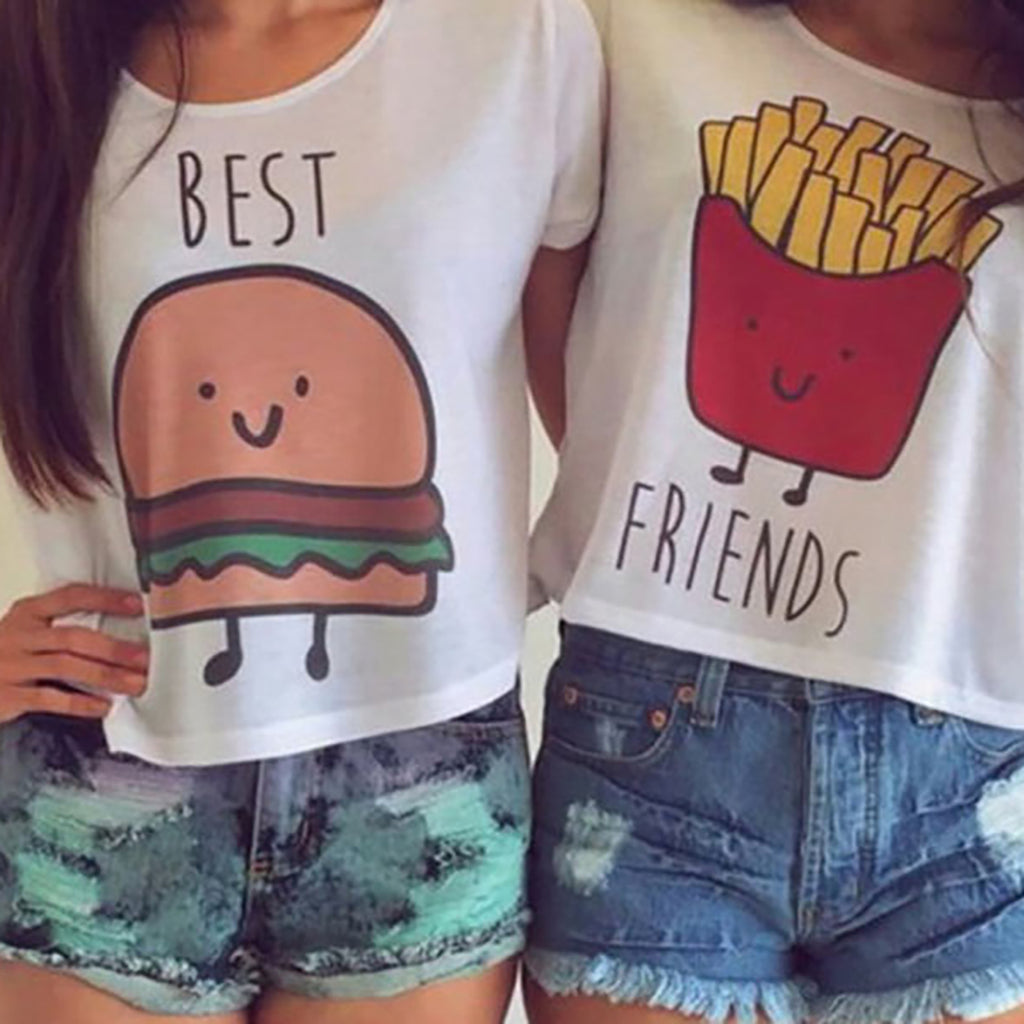 Burger & Fries Shirts