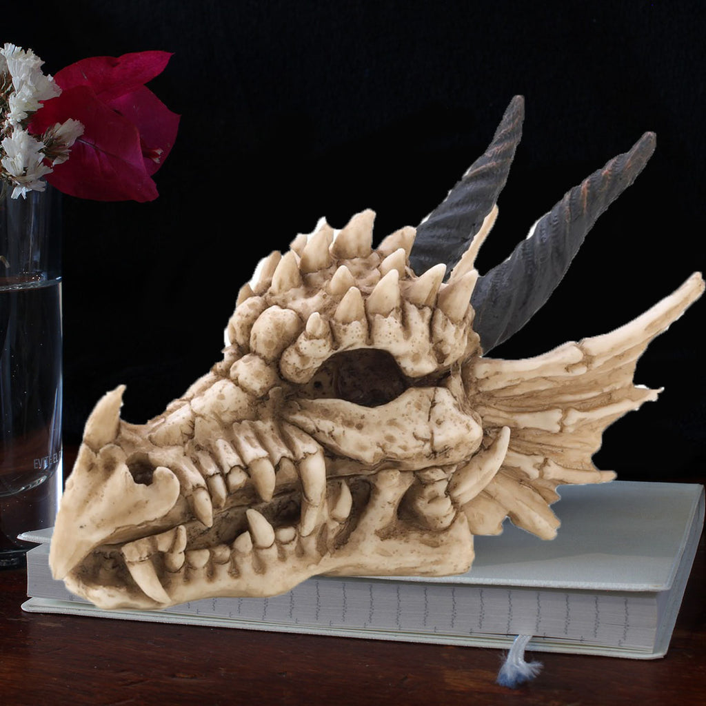 Dragon Skull Jewelry Box