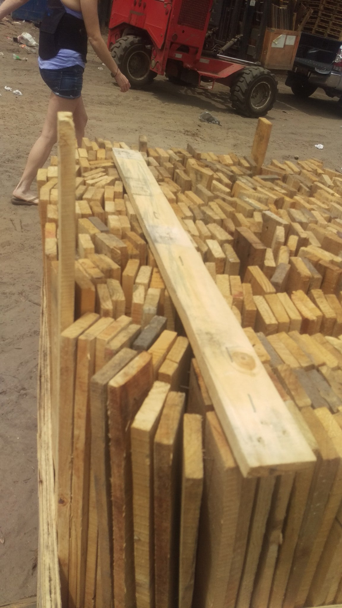 Pallet Boards (Bundle of 20 Boards)