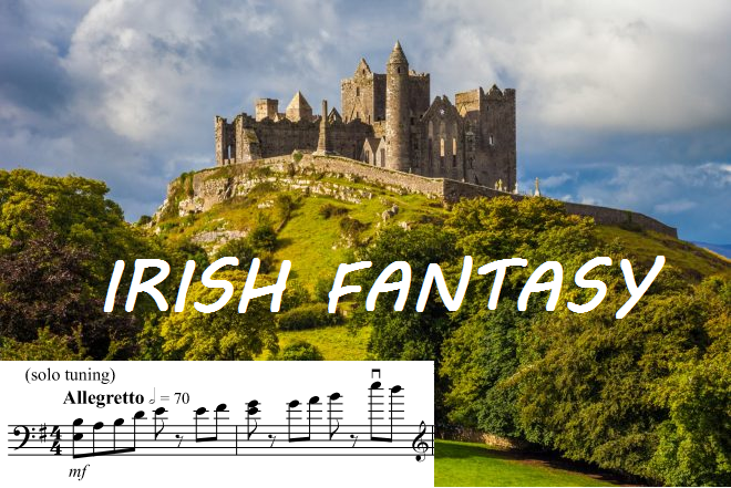 The story behind Irish Fantasy | video game influences.