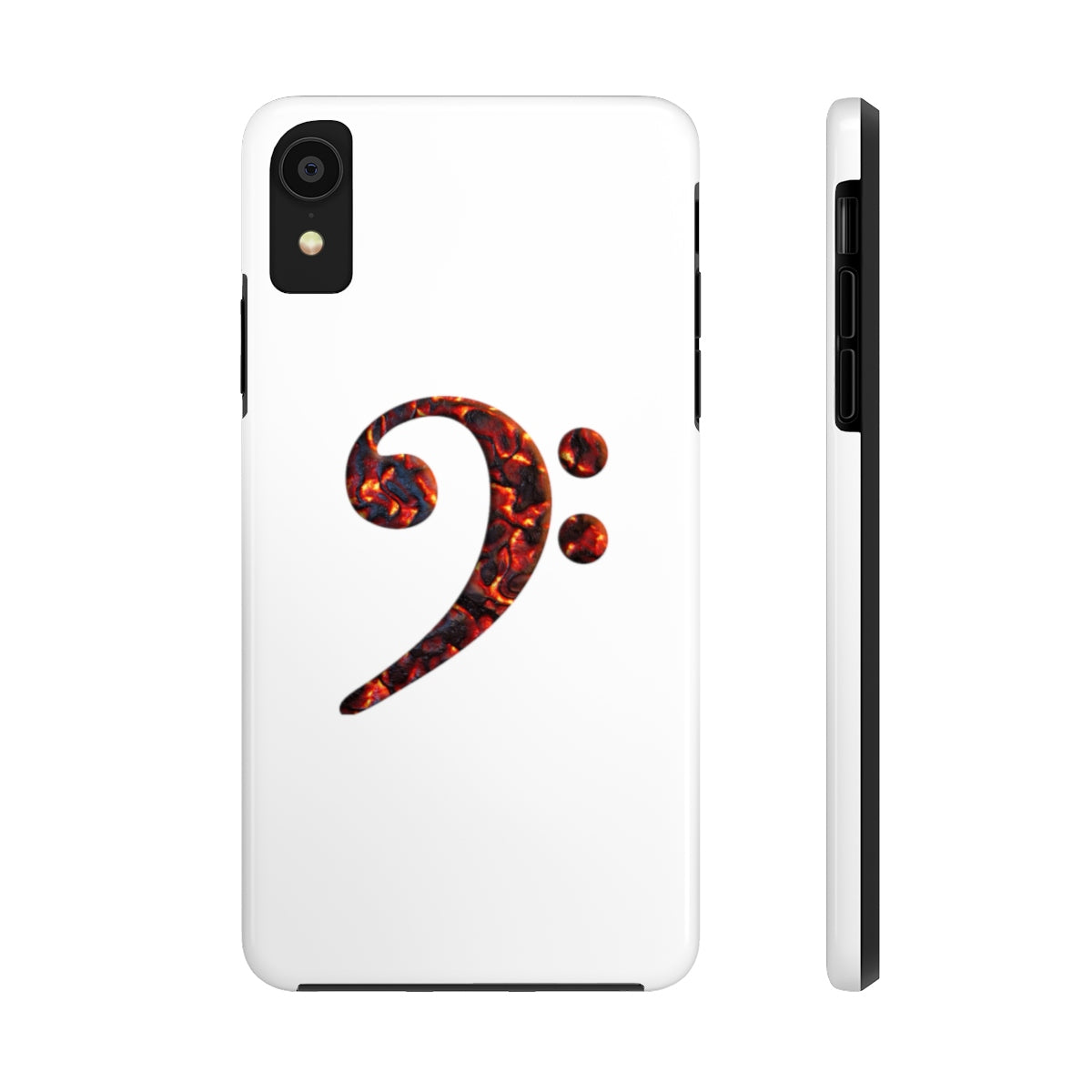"""Fiery Bass"" Extra Tough Phone Case."