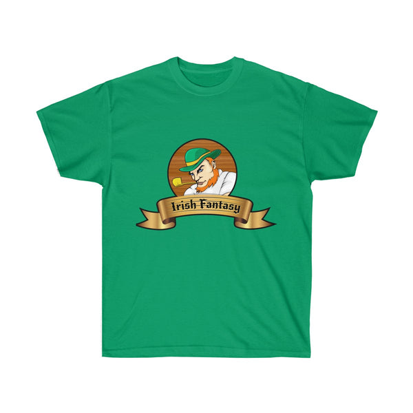 "Unisex ""Irish Fantasy"" Ultra Cotton Tee"