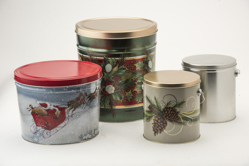 Seasonal and Theme Tins
