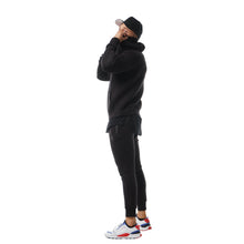 Elite Unfinished Business Hoodie - Black/Black