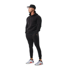 Elite Unfinished Business Trackies - Black/Black