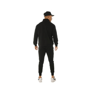 SHADOW 1/4 ZIP PULLOVER JUMPER
