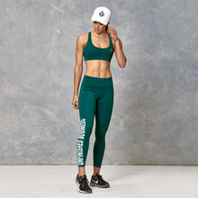 'Teal' Unfinished Business Leggings