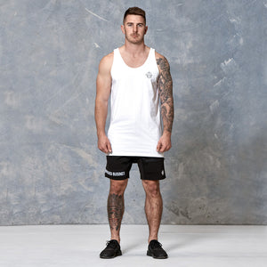 TWO TONE STRING SINGLET