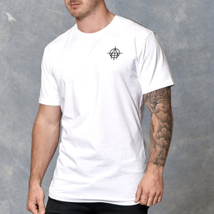 UNFINISHED BUSINESS CURVED HEM TEE