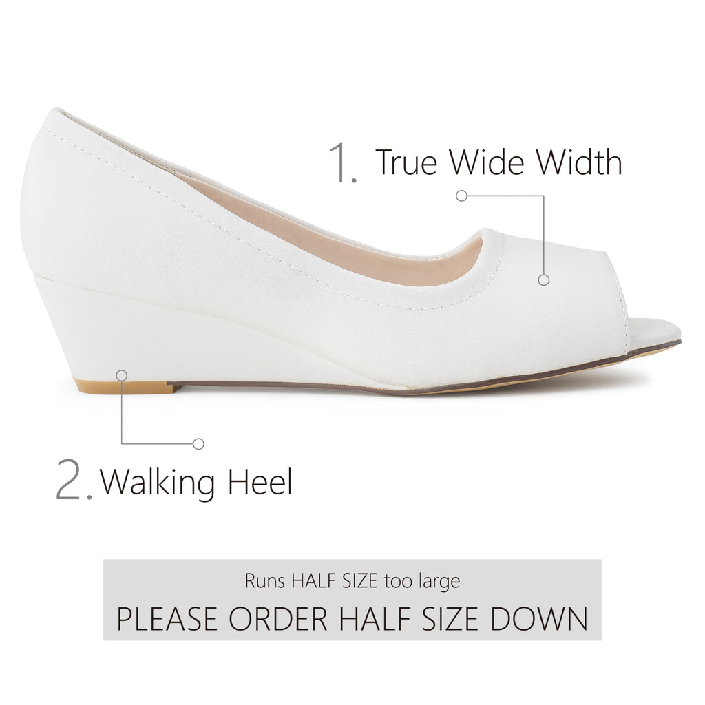 Wide Width Shoes – Room Of Fashion