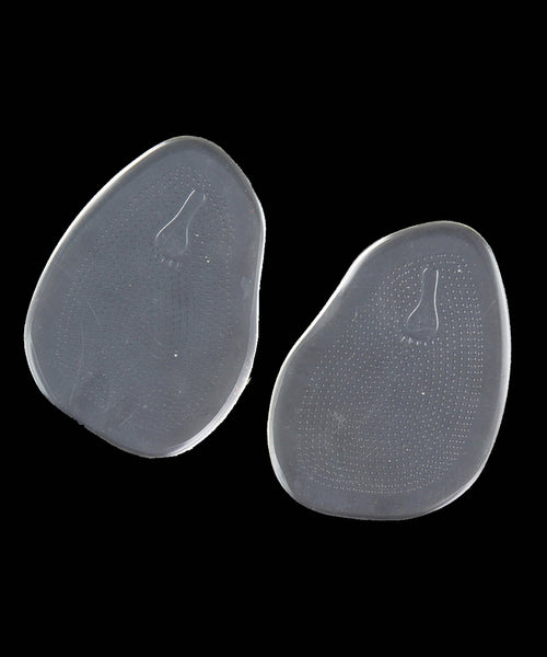 Room of Fashion Gel Foot Pad Inserts for Ball of Foot Pain - Adhesive Insoles (1 Pair)