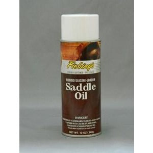 Fiebings Saddle Oil 12 OZ ARESOL