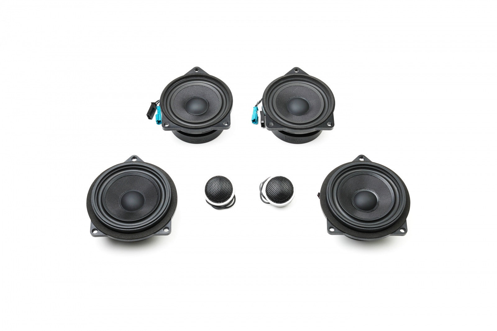 Stage One BMW Speaker Upgrade for F32/F36/F82 with Base Audio