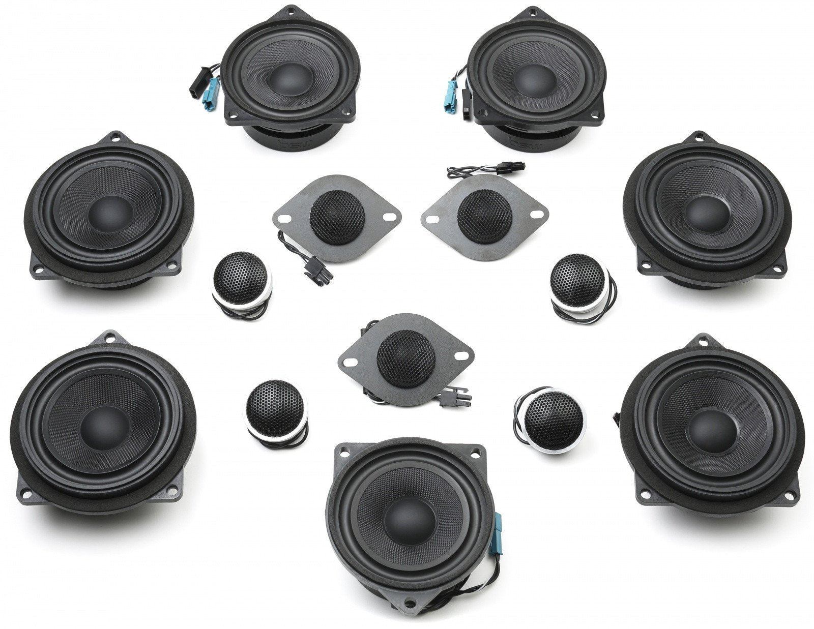 Stage One BMW Speaker Upgrade for F34/F36 with Harman Kardon