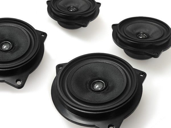 Coaxial Stage One BMW Speaker Upgrade for F15/F16 X5/X6 with Base Audio