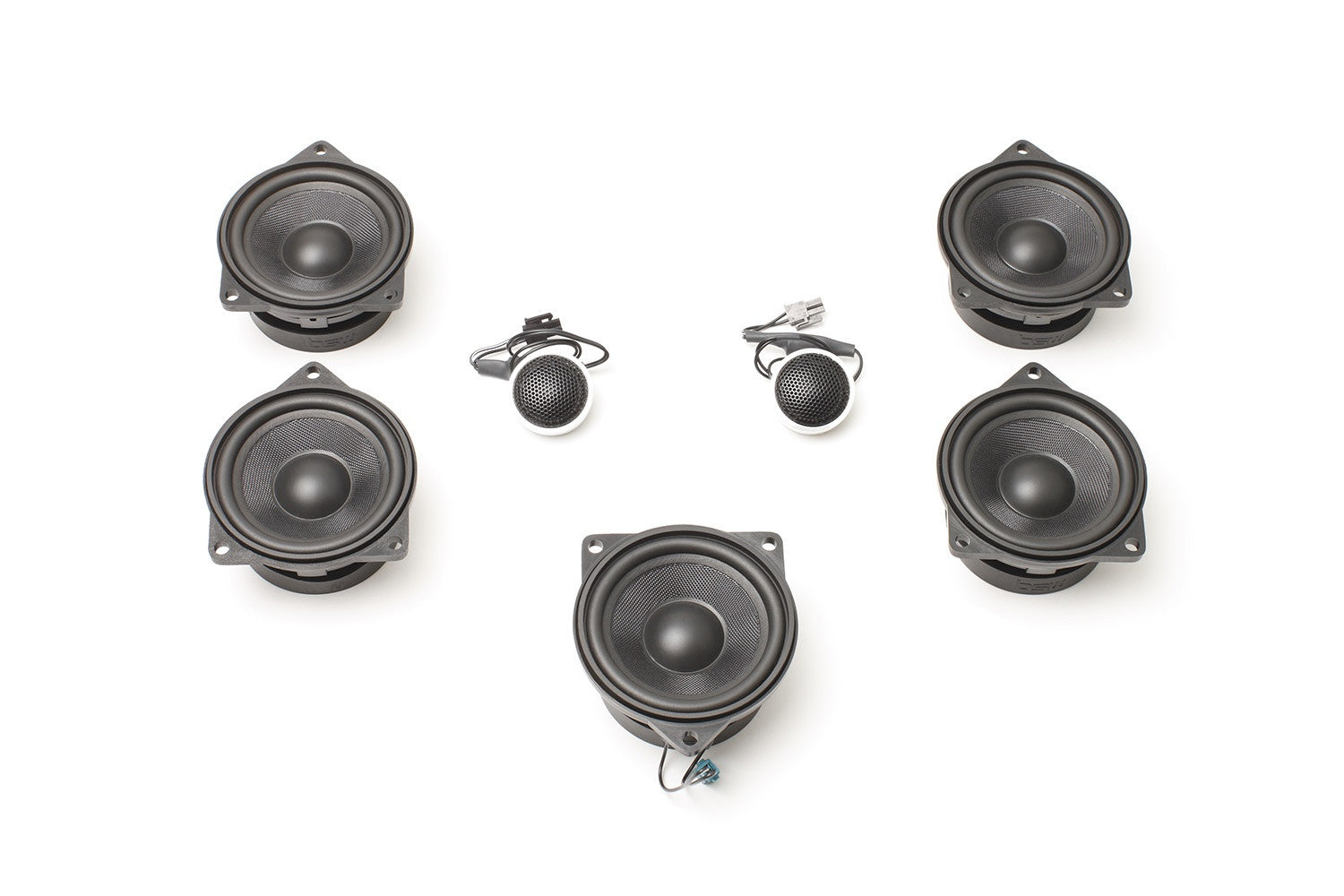 Stage One BMW Speaker Upgrade for F15/F16 X5/X6 with Standard Hi-Fi