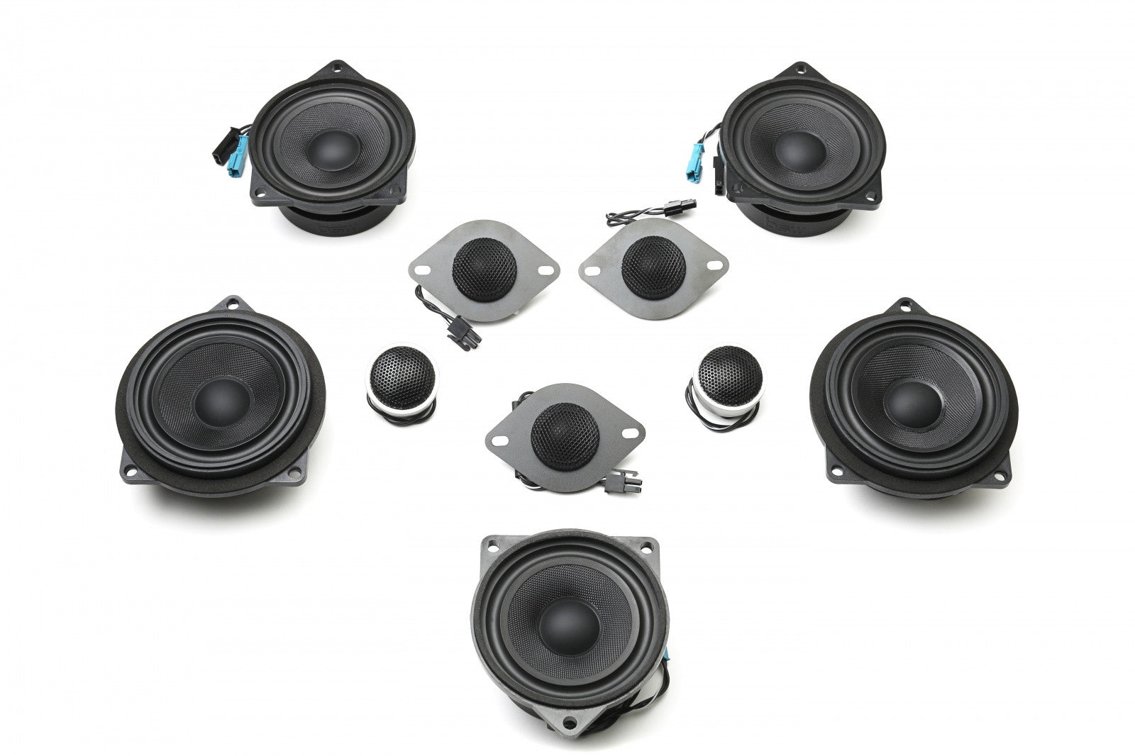 Stage One BMW Speaker Upgrade for F22/F87 Coupe with Harman Kardon