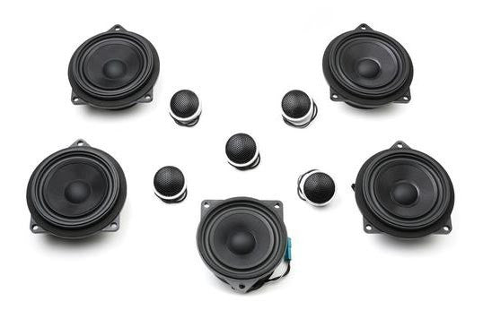 Stage One BMW Speaker Upgrade for F25/F26 X3/X4 with Standard Hi-Fi