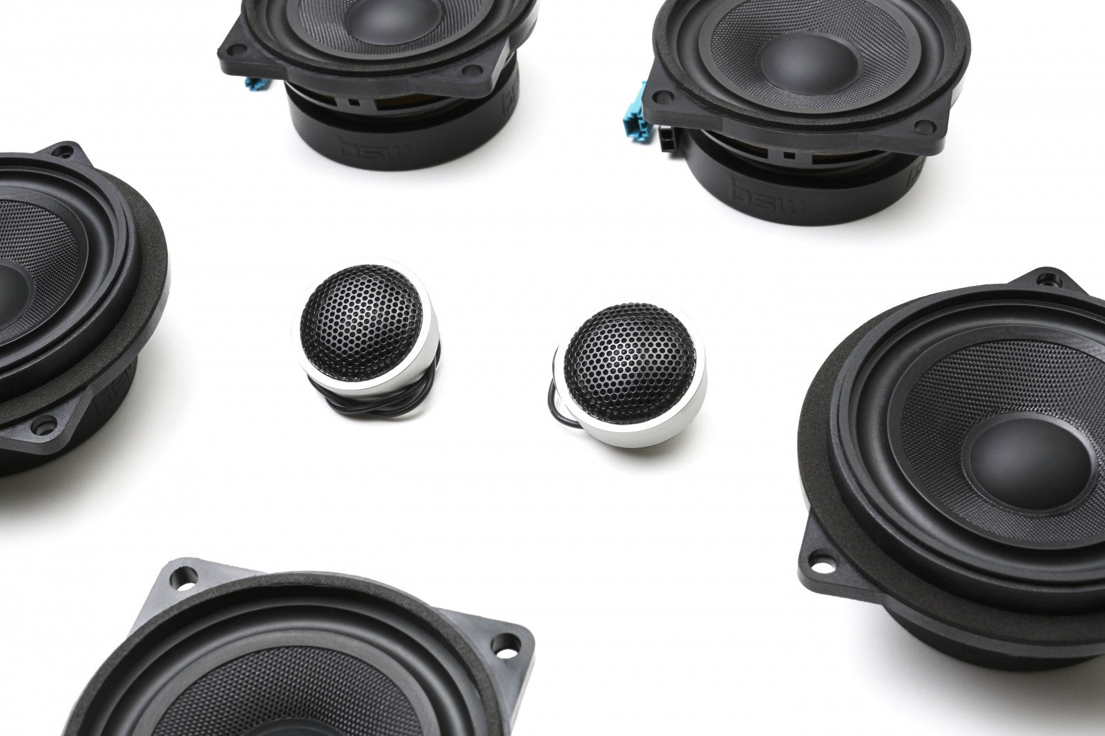Stage One BMW Speaker Upgrade for F32/F36/F82 with Standard Hi-Fi