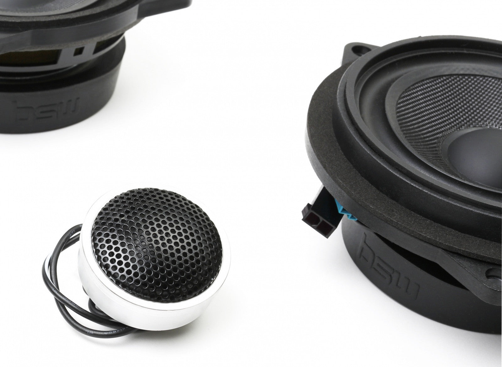 BACKORDERED: SHIPS SEPTEMBER Stage One BMW Speaker Upgrade for F32/F36/F82 with Harman Kardon