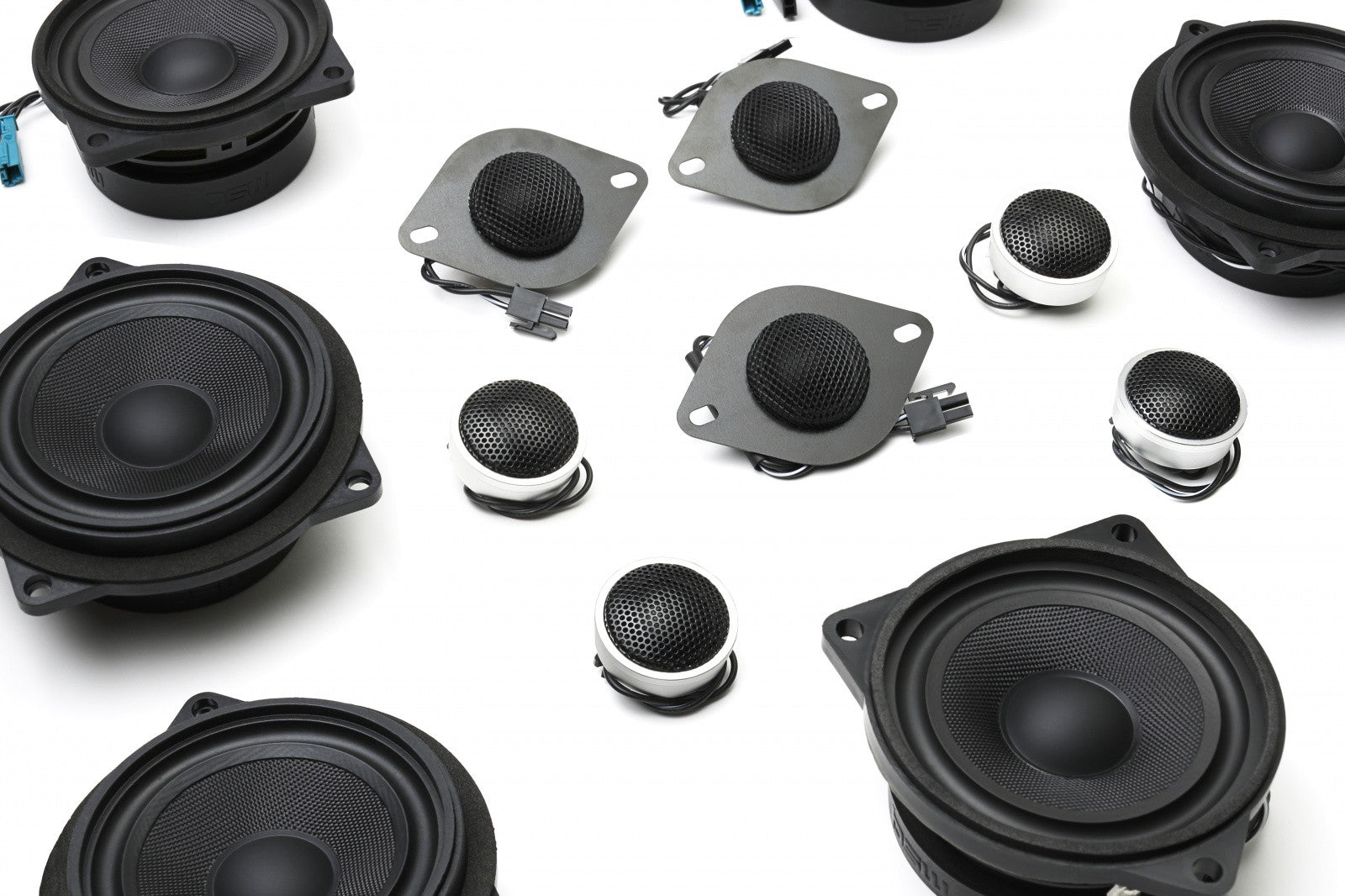 Stage One BMW Speaker Upgrade for F32/F36/F82 with Harman Kardon