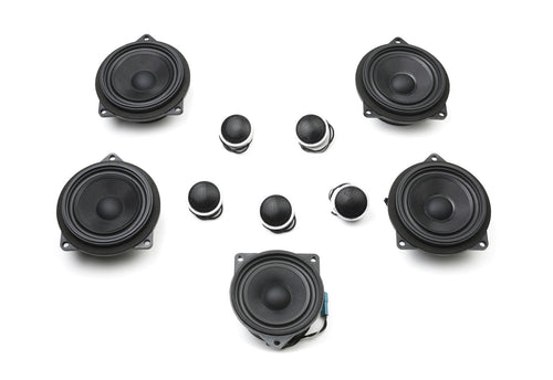Stage One BMW Speaker Upgrade for i01 i3 with Harman Kardon
