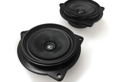 Coaxial Front Sound Stage for R55/R56/R57/R58/R59 Mini Cooper Base Audio