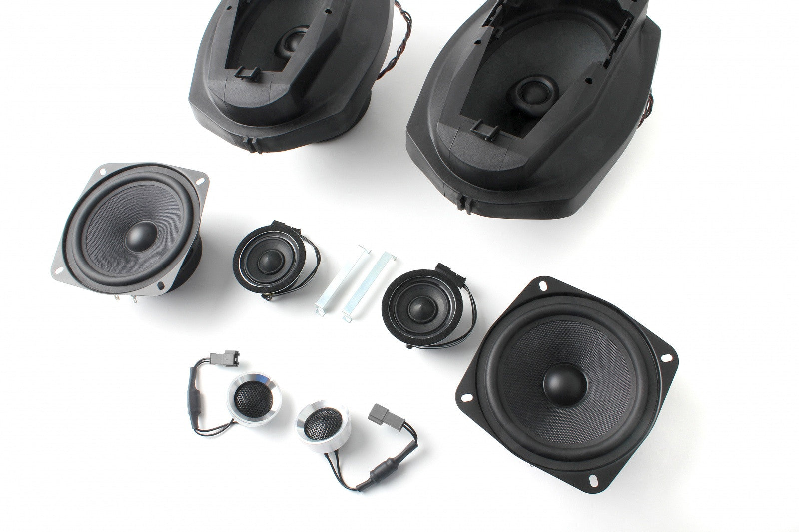 BACKORDERED: SHIPS AUGUST BMW Speaker Upgrade for 1996-1999 E36 Coupe/Sedan with Standard Hi-Fi