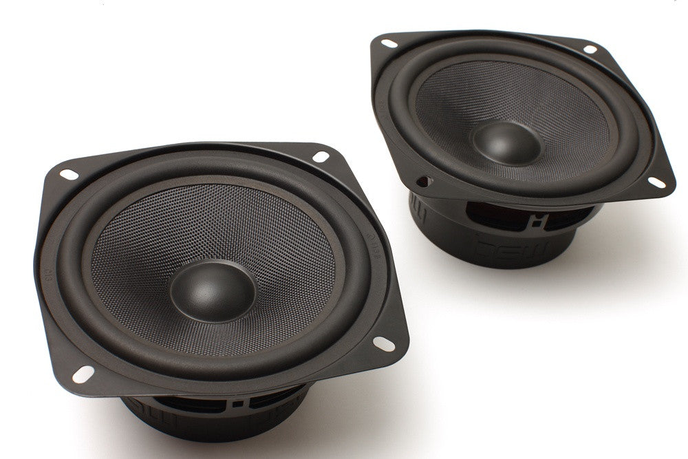 "DISCONTINUED BMW Speaker Upgrade for F36/7 Z3 Roadster with 4"" Rear Speakers"