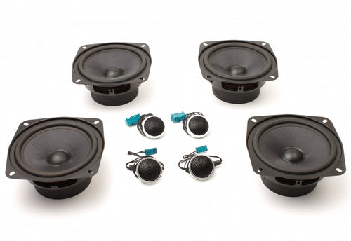 BACKORDERED: SHIPS AUGUST Stage One BMW Speaker Upgrade for 1995-2001 E38 Sedan