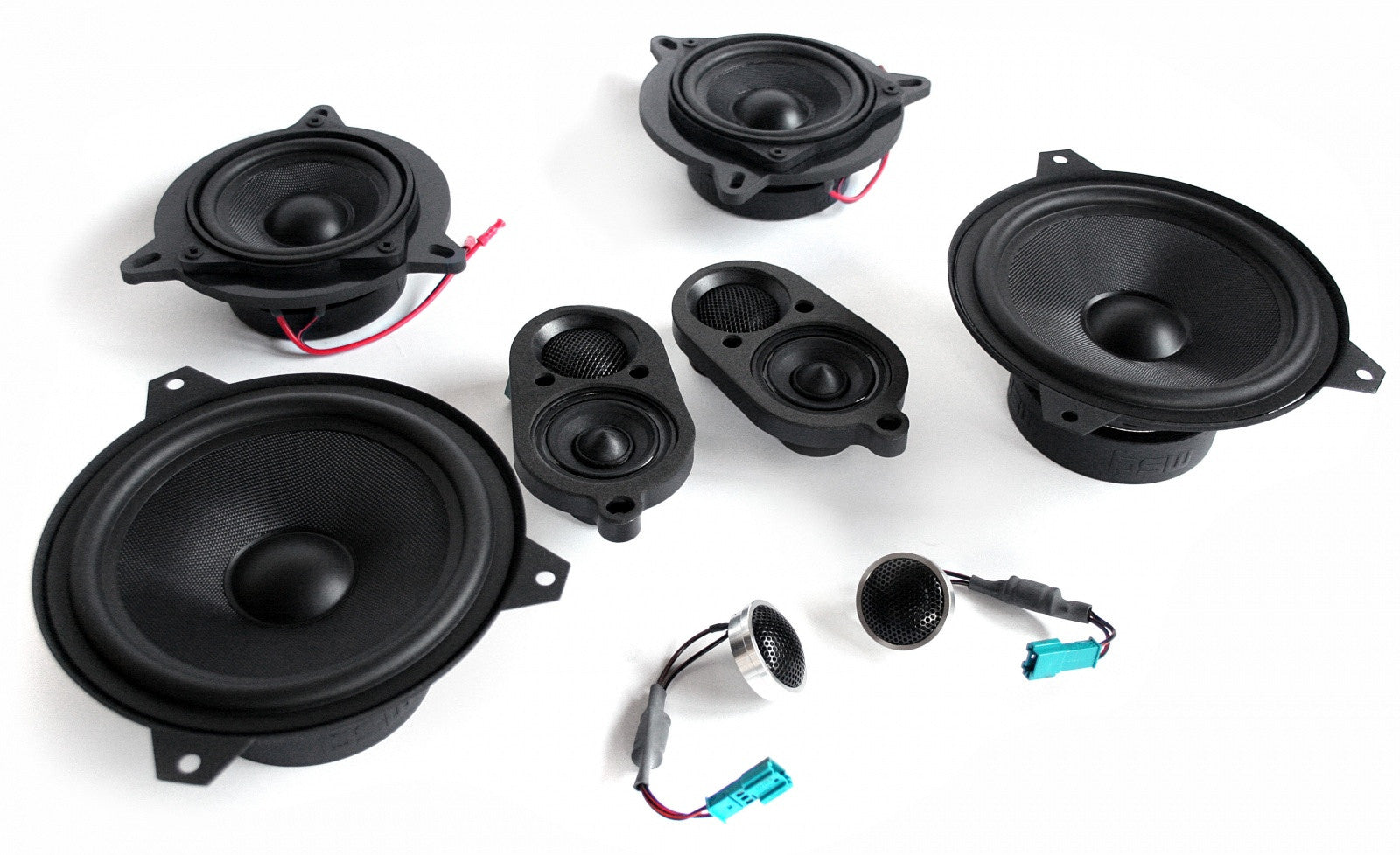 Stage One BMW Speaker Upgrade Kit engineered for your specific BMW ...